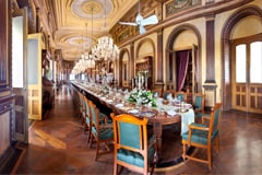 Gala Dinner in an authentic palace