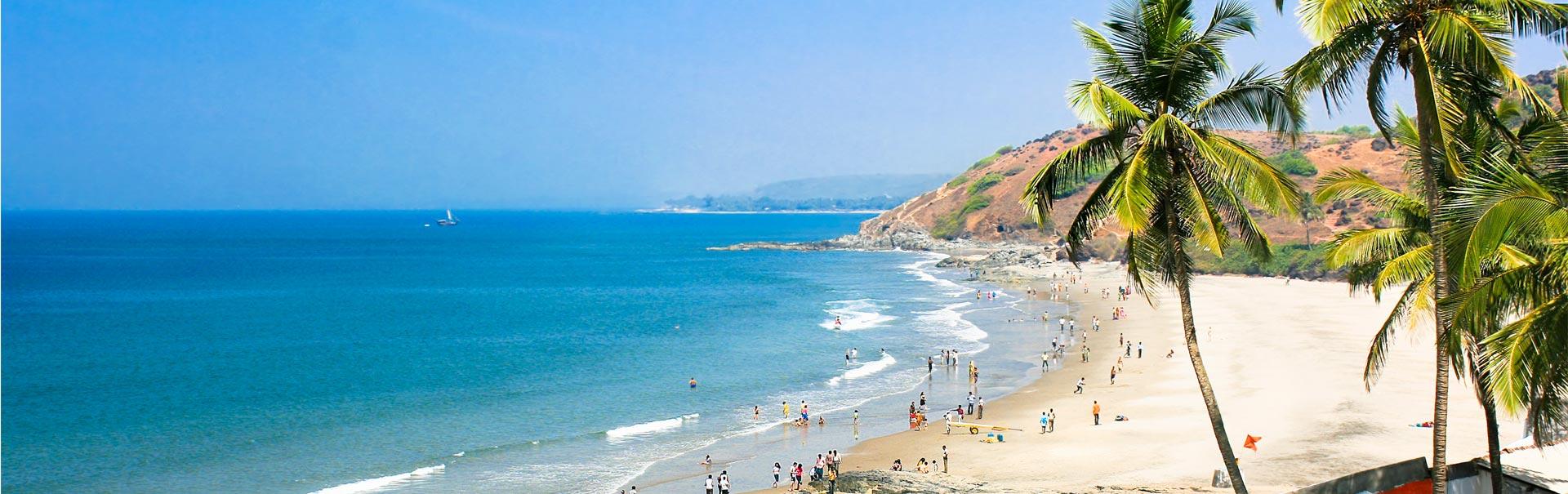 Goa with Baywatch Resort (SHGA10) Banner