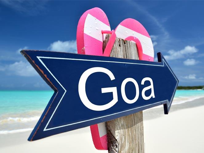 Goa Sign Board