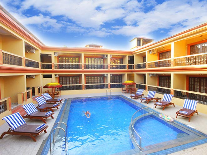 Goa with Resort Terra Paraiso Exp 3