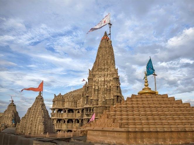 Gujarat Temple Somnath