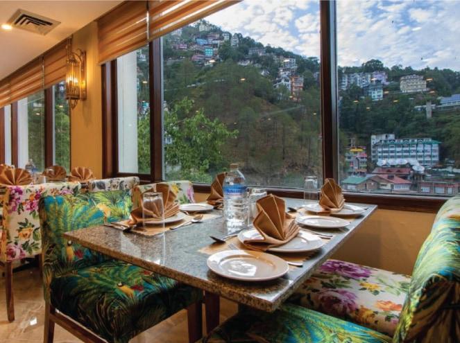 Larisa Hotel Shimla