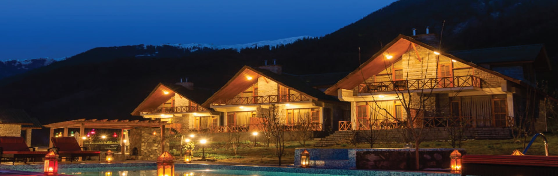 Romantic Himachal with Larisa Resort (SHHP24) Banner