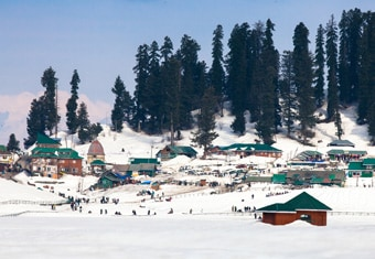 Jammu and Kashmir Customized Holidays Tour Highlights