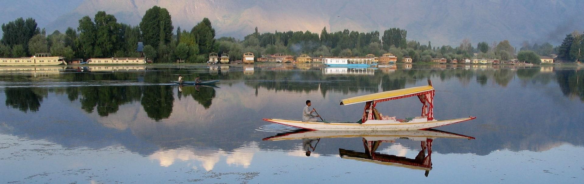 Srinagar with Lemon Tree hotel (SHJK10) Banner