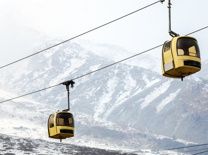 Gulmarg Gondola ride