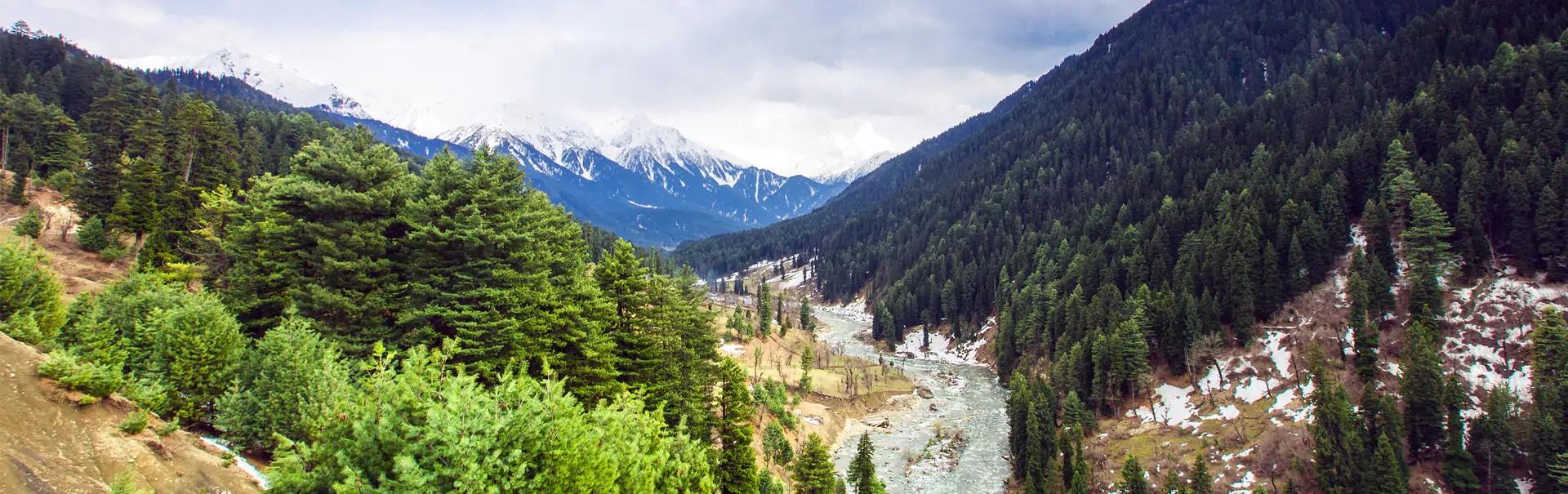 Kashmir with Vaishnodevi (SHJK4) Banner
