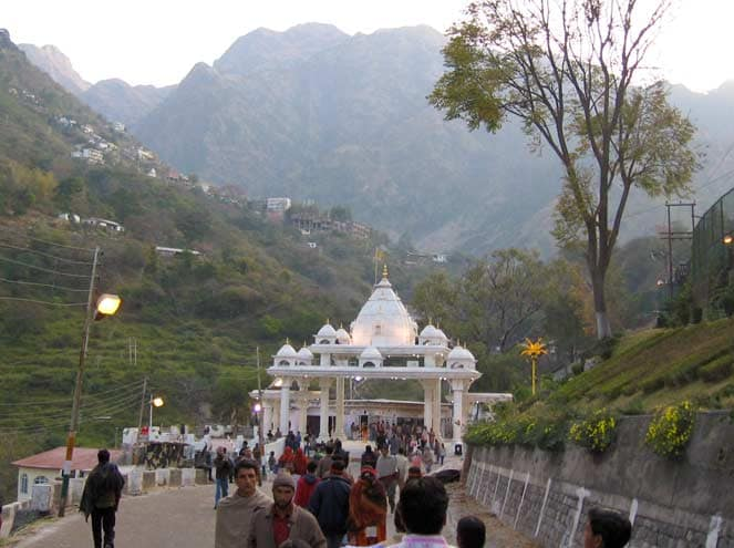 Trikuta Mountains Vaishno Devi