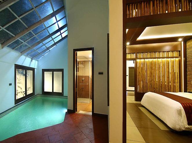 Vythiri Village Resort Pool Villa stay