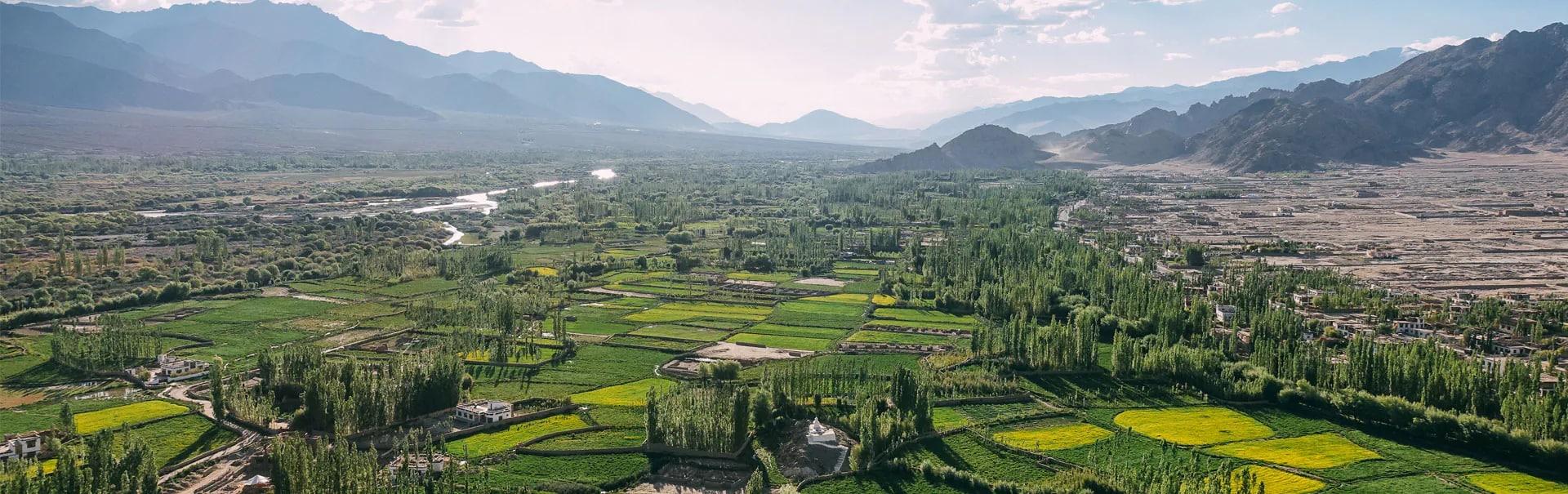 Markha Valley Trek - Ladakh (IBLH1) Banner