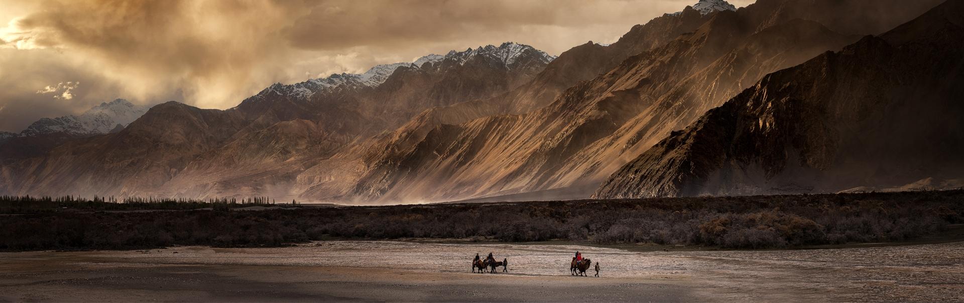 Ladakh with Motorbike tour (SHLH11) Banner