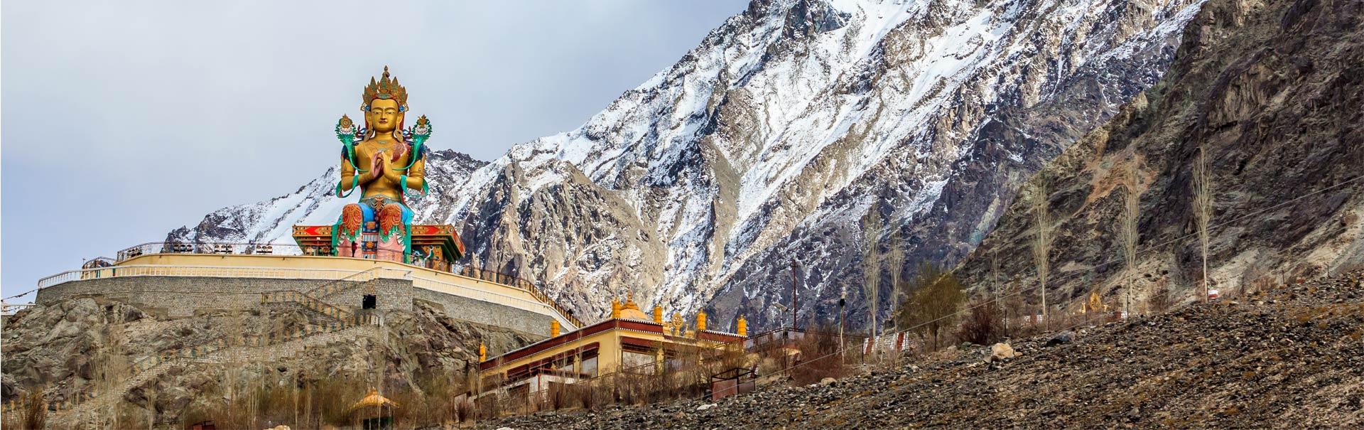 Leh Ladakh Honeymoon (SHLH13) Banner