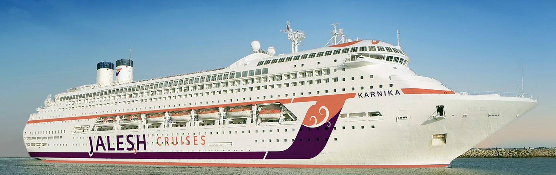 Jalesh Cruise - Mum-Goa-Mum (SHMH8) Banner