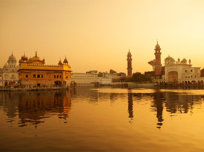 Golden Temple Customized Holiday