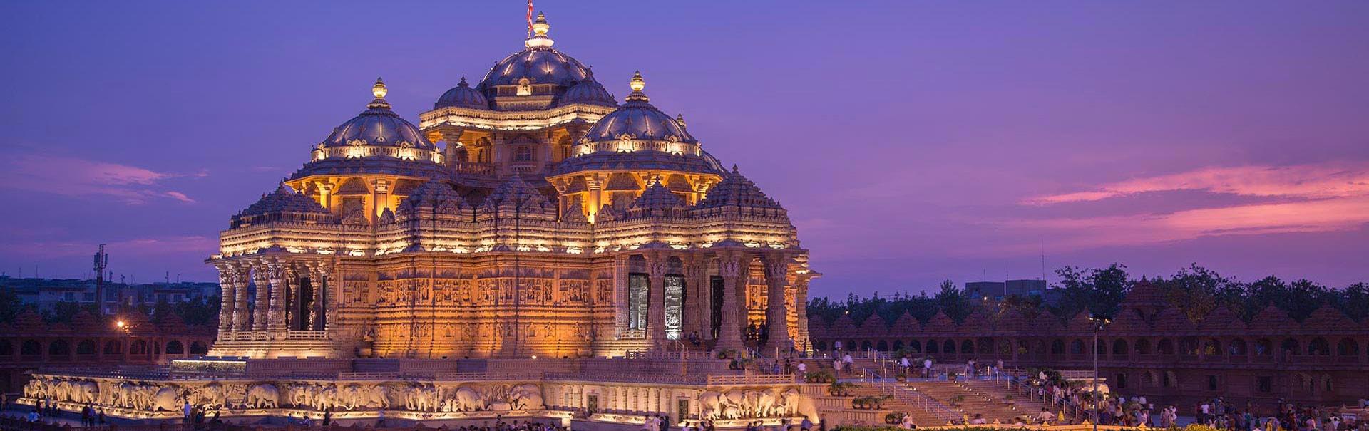 Delhi (2N) Post Tour Holiday - Akshardham Temple (PHNI2) Banner