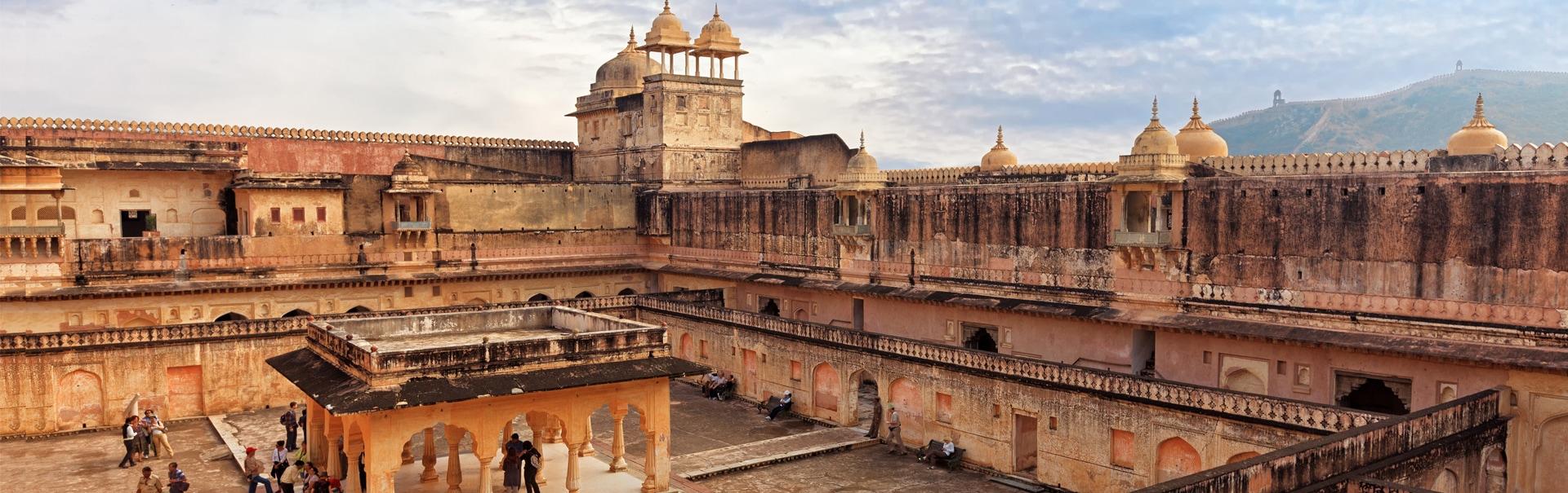 Jaipur Pushkar Udaipur (SHRJ17) Banner