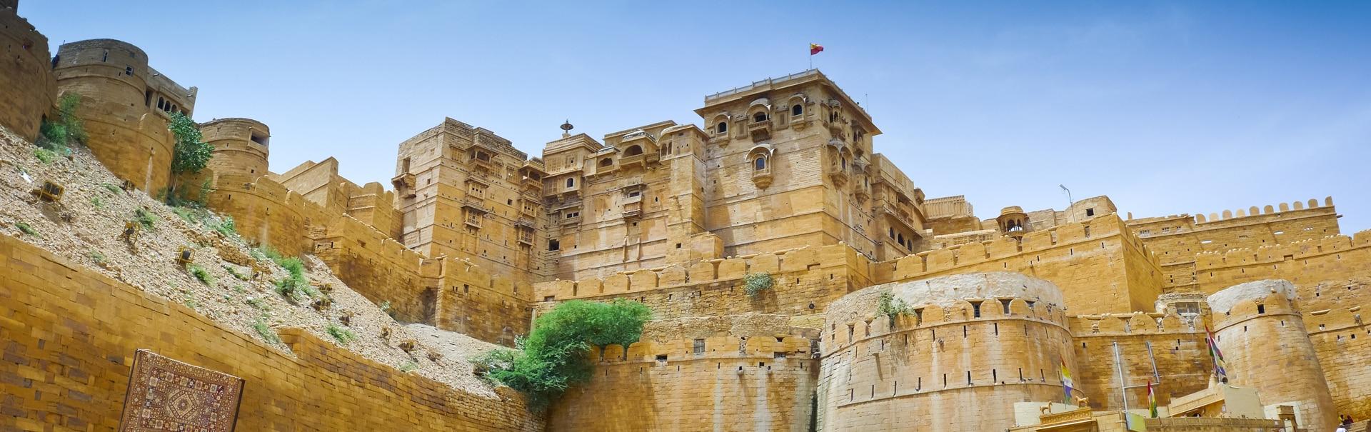 Jodhpur Jaisalmer Tent Stay @ 19000 (SHRJ22) Banner