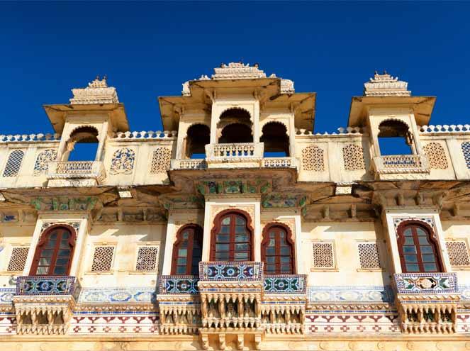 Udaipur with Kumbhalgarh Exp 1