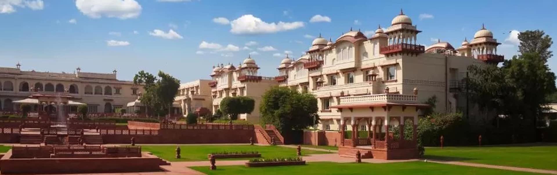 Rajasthan with Taj Hotels (SHRJ42) Banner