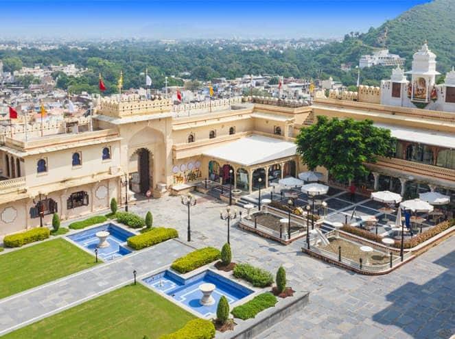 Taj Palace Stays