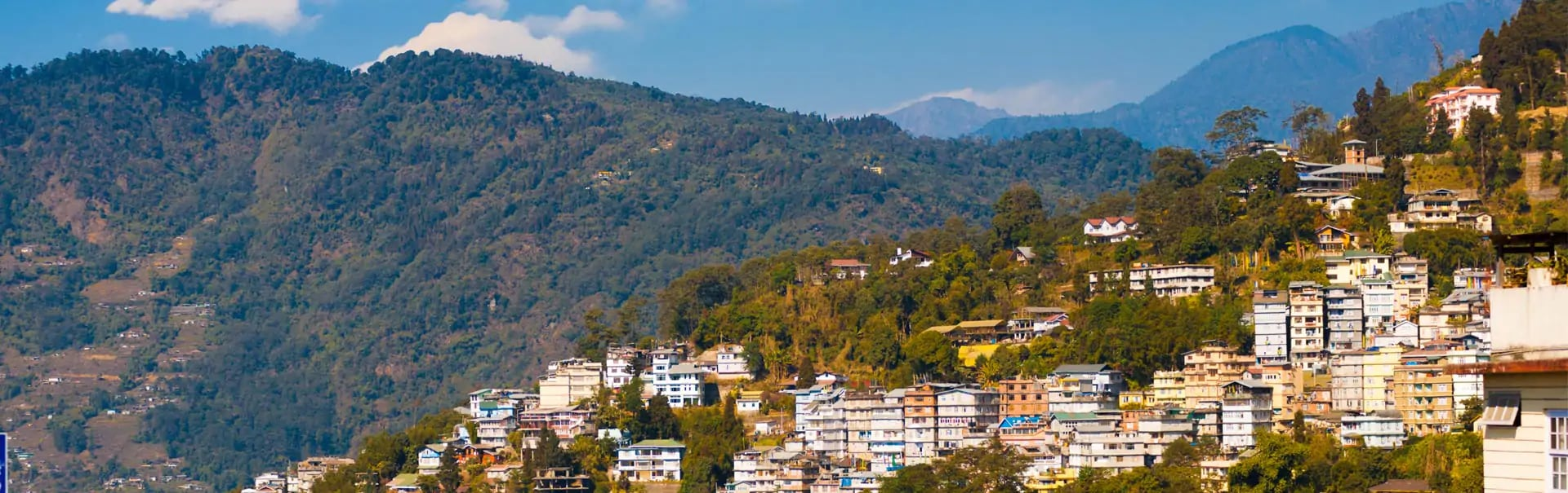 Romantic Gangtok Darjeeling with Elgin Hotels (SHSD11) Banner