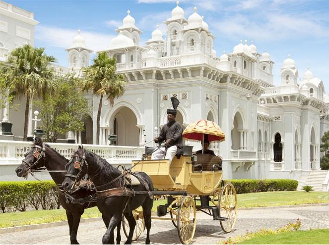 Ivanka Trump in Hyderabad