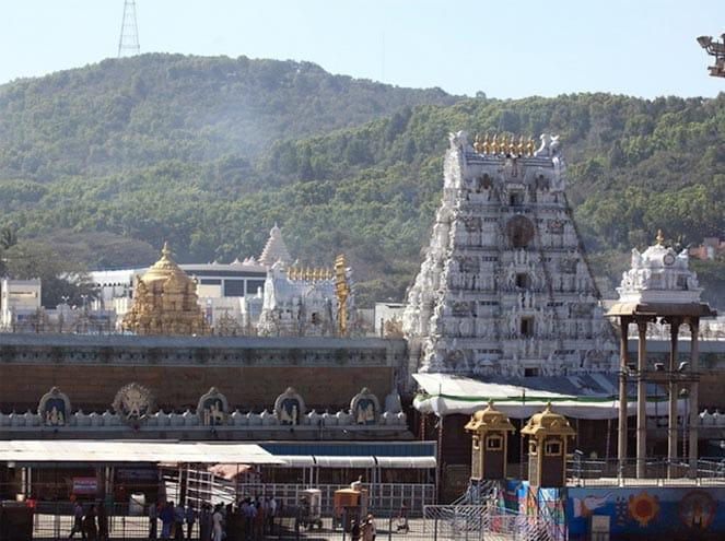 Tirupati Escape