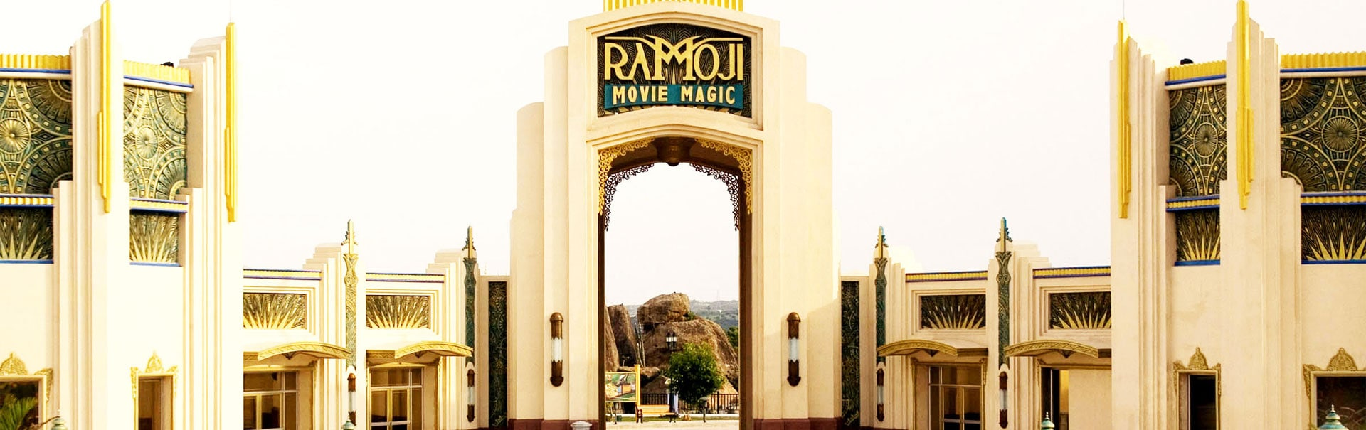 Hyderabad With Ramoji City (SHAP3) Banner