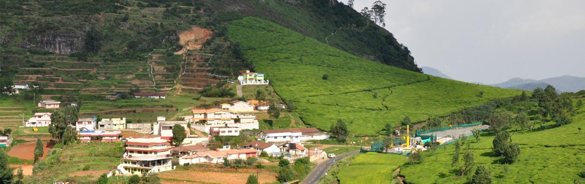 Romantic Ooty Kodai with Sterling hotels (SHTN12) Banner
