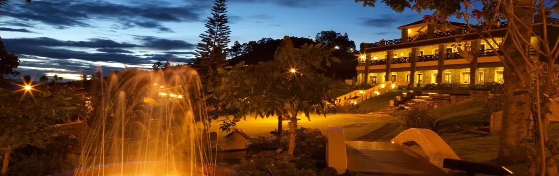 Romantic Ooty Kodai with Hill Country Resorts (SHTN13) Banner