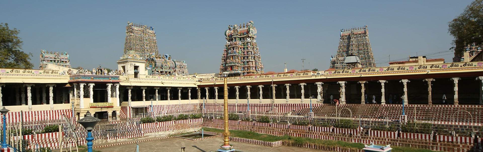 Madurai Rameswaram Thanjavur (SHTN9) Banner