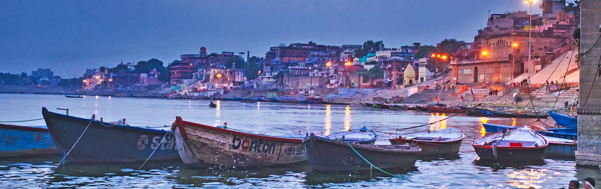 Varanasi Escape (SHUP6) Banner