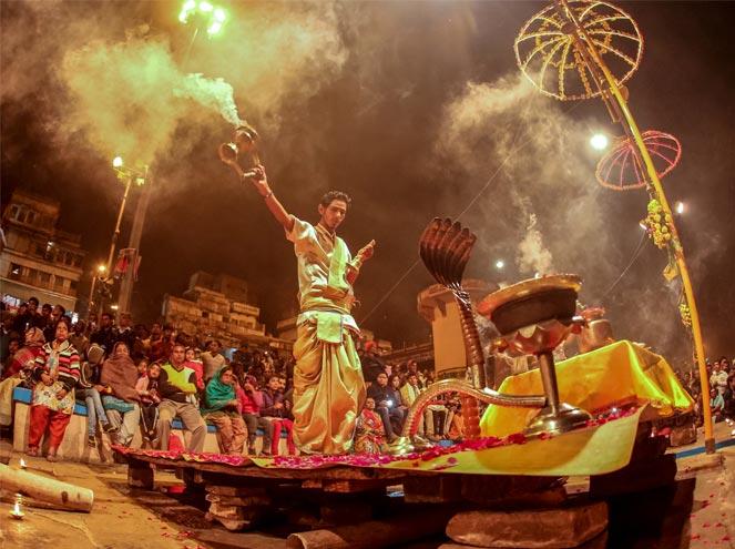Ultimate Ganga camp at Shivpuri