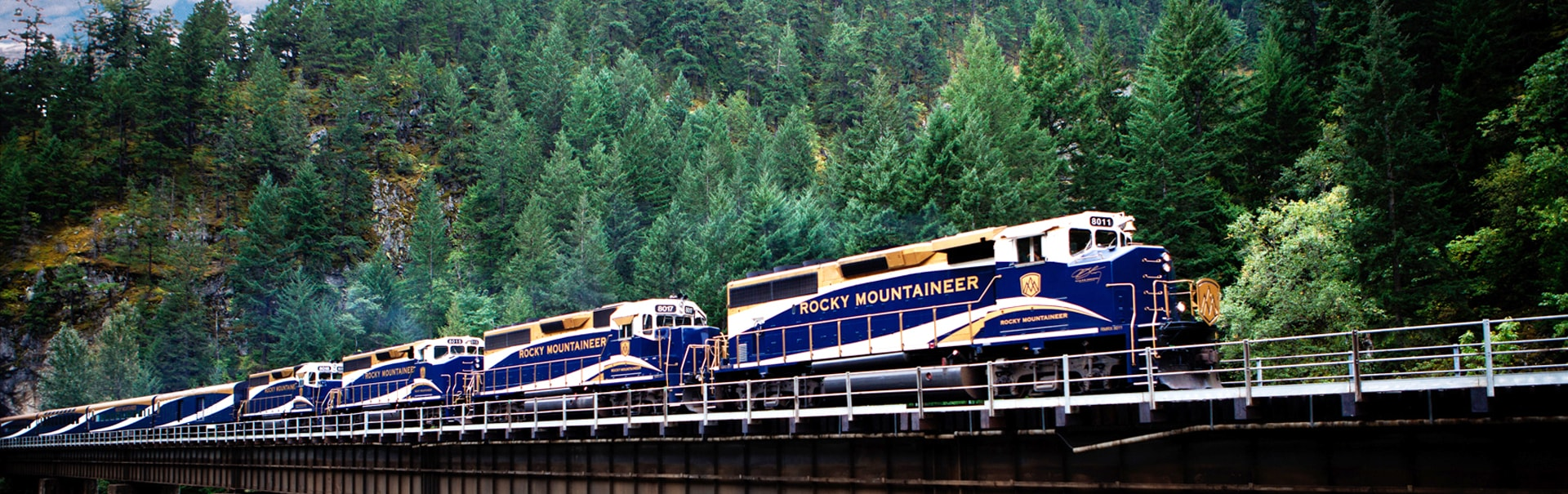 Rockies with Rocky Mountaineer Rail (SHCA3) Banner