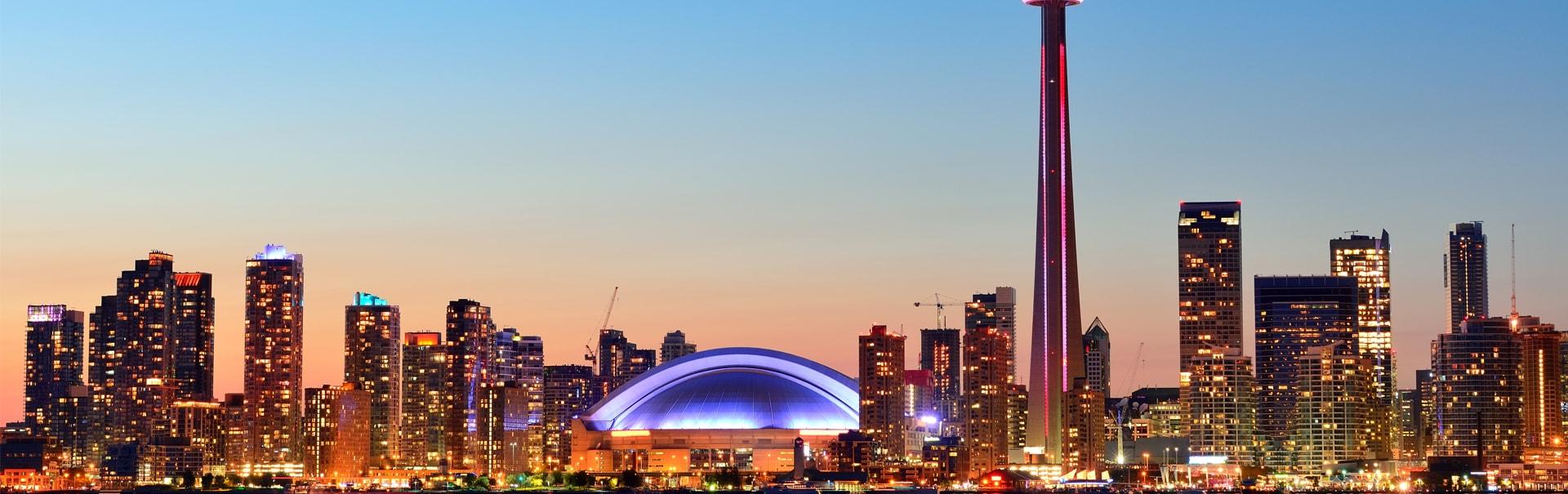 Toronto Niagara Falls (SHCA9) Banner