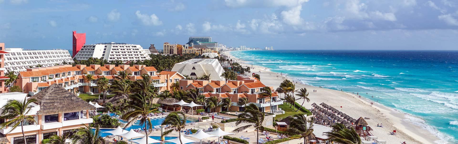 Cancun Escape (SHMX1) Banner