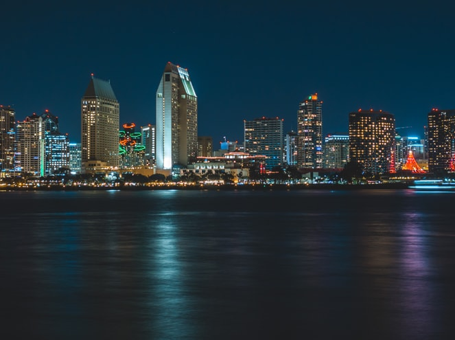 San Diego Sea View