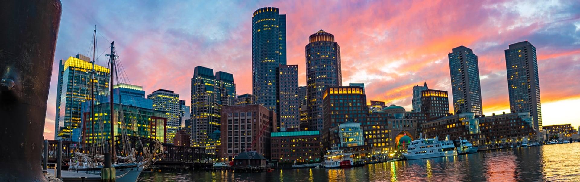 Philadelphia with Boston (SHUS32) Banner