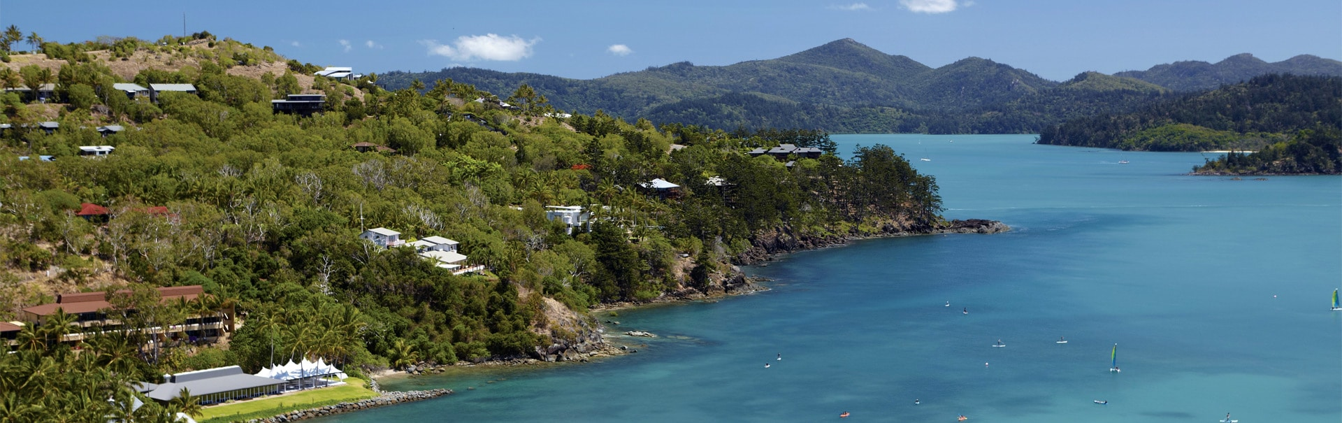 Romantic Hamilton Island (SHAU12) Banner