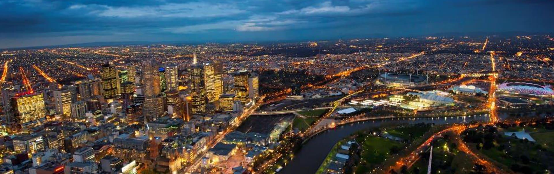 Melbourne & Surrounds (SHAU24) Banner