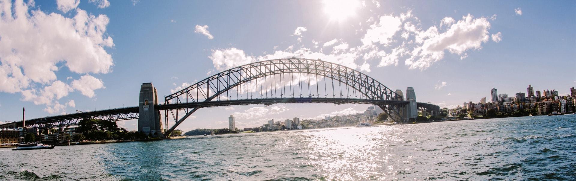 Sydney City Break (SHAU3) Banner