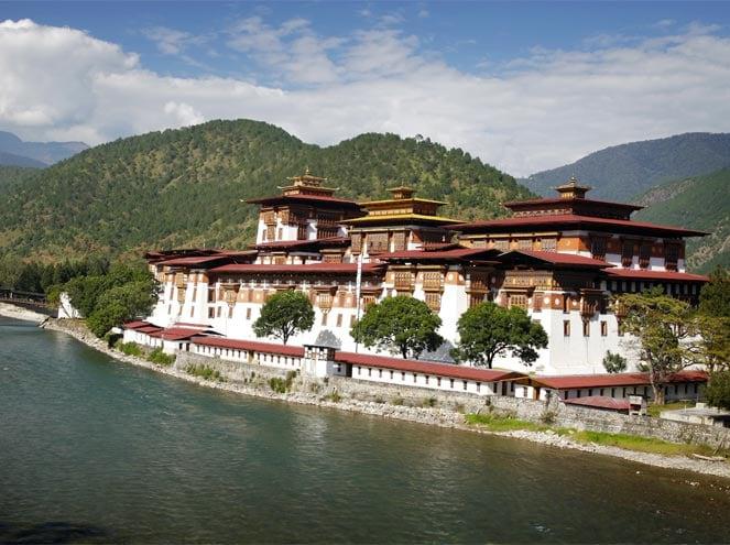 The Chang Gangkha Monestary