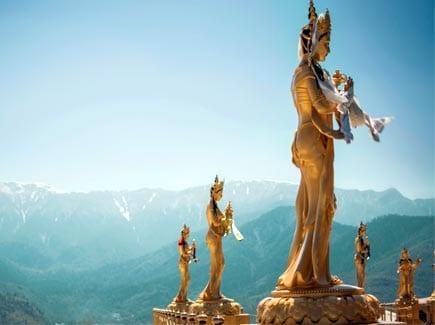Amazing Bhutan (SHBT1) Tour Package