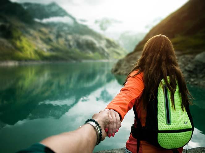 Romantic Couple Goals