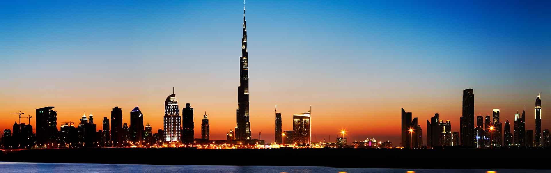 Highlights of Dubai (SHDZ18) Banner