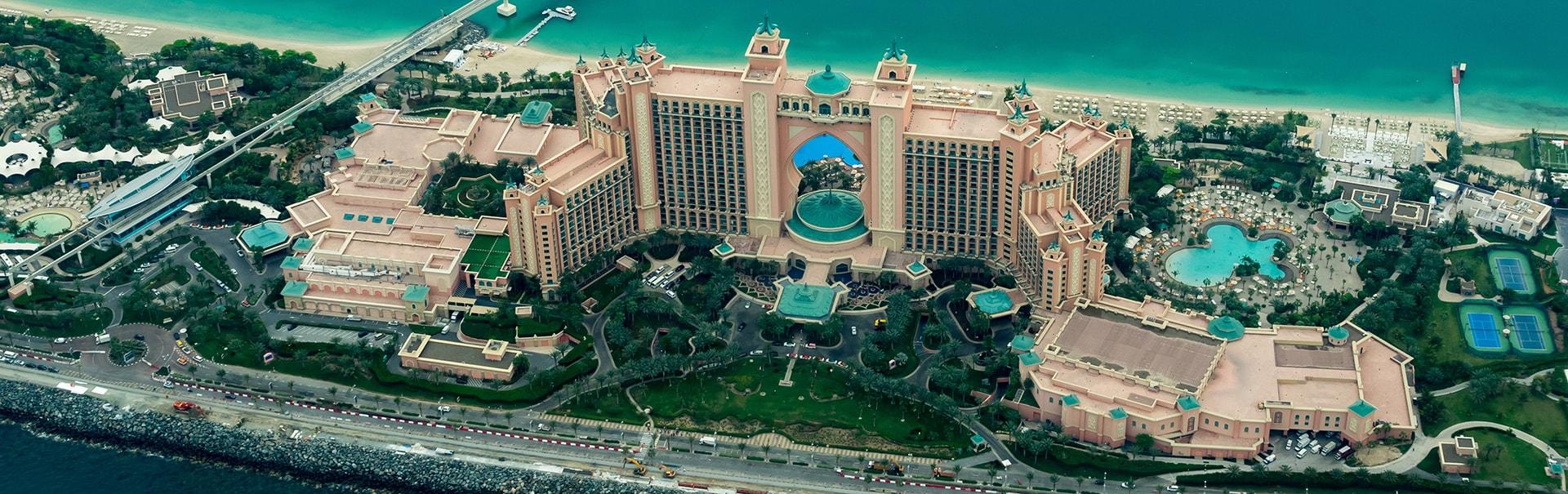 Dubai with Atlantis Stay (SHDZ3) Banner