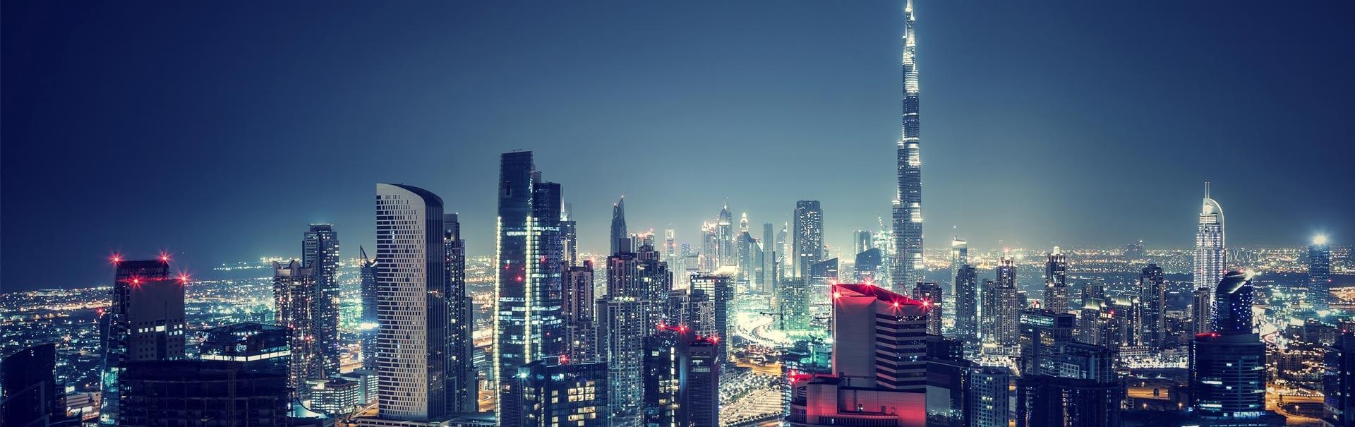 Dubai Extravaganza (SHDZ5) Banner