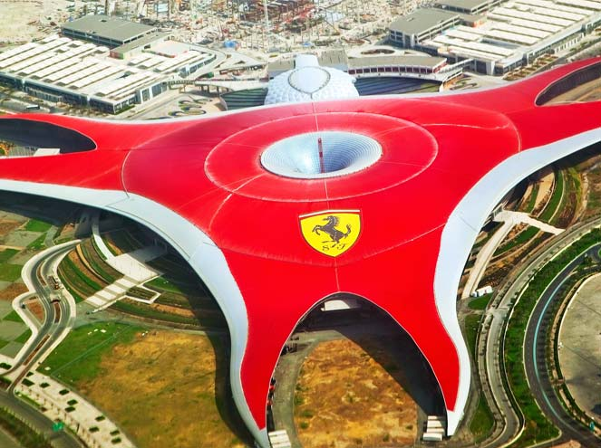 Dubai Ferrari World