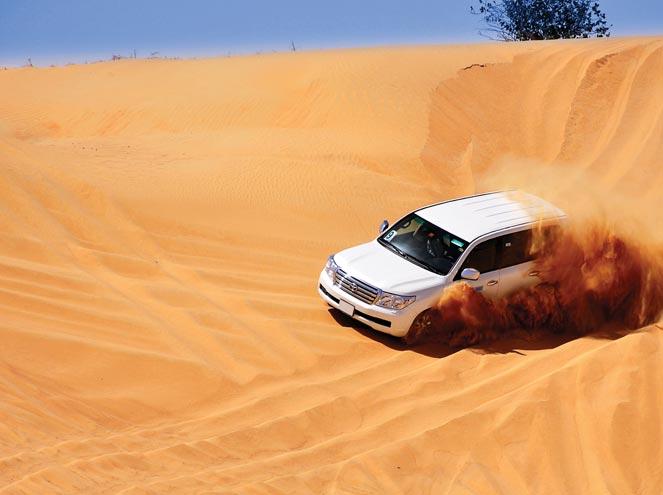 Dubai Iconic Desert Safari
