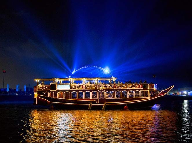 Dubai Dhow Cruise